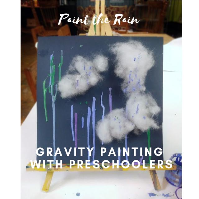 Paint the Rain